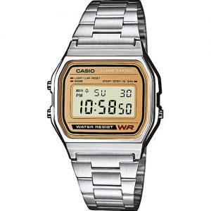 Casio horloge A158WEA-9EF