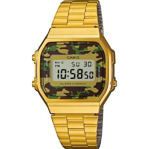 Casio horloge A168WEGC-3EF