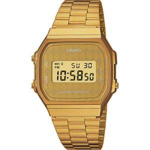 Casio horloge A168WG-9BWEF