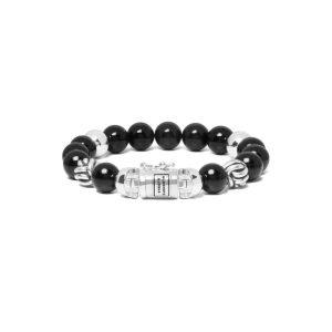 Buddha to Buddha Armband Spirit Bead Onyx