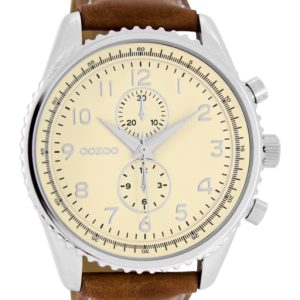 OOZOO Heren Horloge C6041