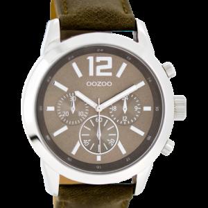 OOZOO Heren Horloge C6181