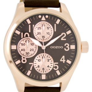 OOZOO Heren Horloge C6446