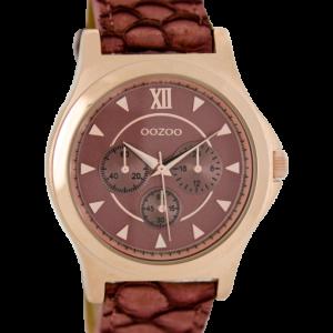 OOZOO Dames Horloge C6572