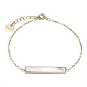 Cluse Dames Armband Goud CLJ11012