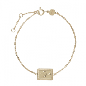 Cluse Dames Armband Goud CLJ11022