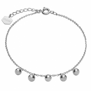 Cluse Dames Armband Zilver CLJ12011