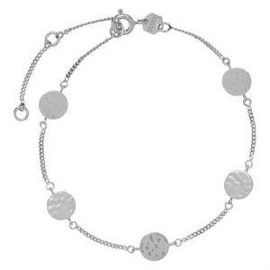 Cluse Dames Armband Zilver CLJ12016