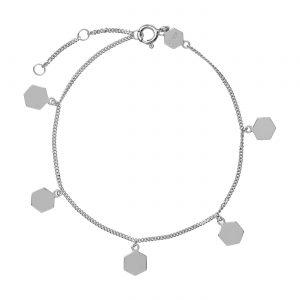 Cluse Dames Armband Zilver CLJ12018