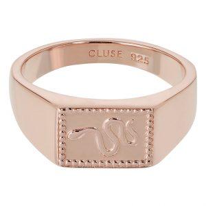 Cluse Dames Ring Roségoud CLJ40011