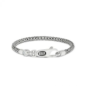 Silk Jewellery 330WHT Armband