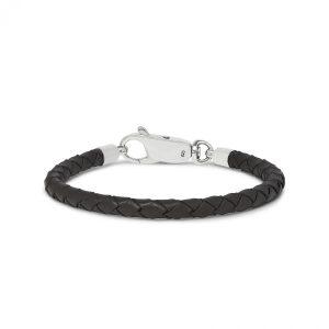 Silk Jewellery 830BLK Armband Zwart