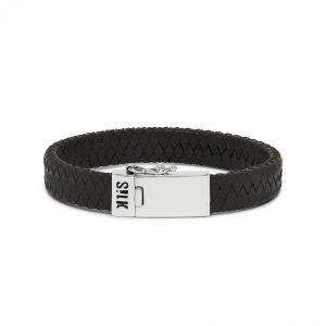 Silk Jewellery 841BLK Armband Zwart