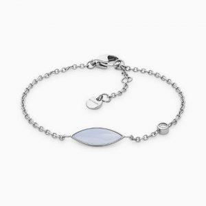 Skagen Dames Armband met glassteen SKJ1333040